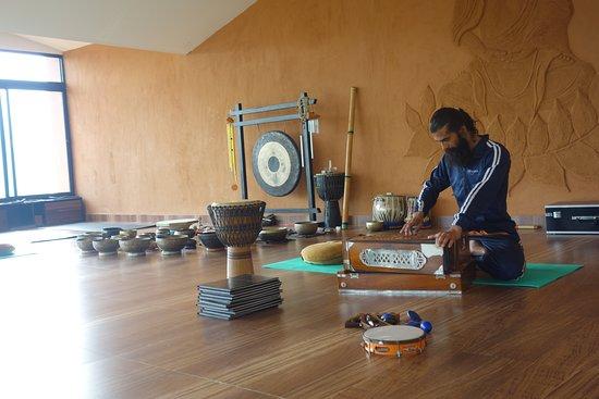 purna yoga retreat en prparation pour le bhakti yoga