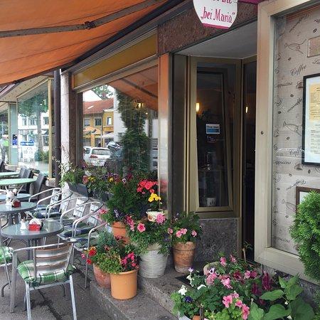 Traunreut, Deutschland: Caffe Arte