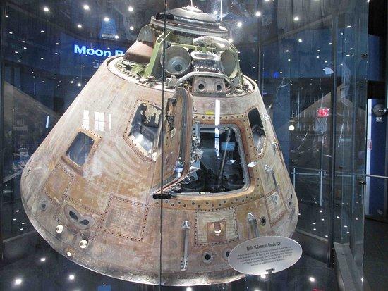 U.S. Space and Rocket Center: Gemini 16 Capsule