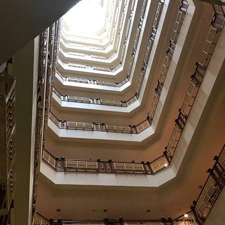 清潔感のあるホテル