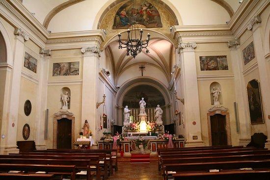 Chiesa di San Marco Evangelista di Borghetto