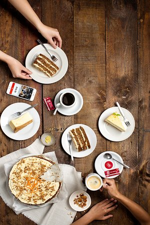 vida e caffè照片