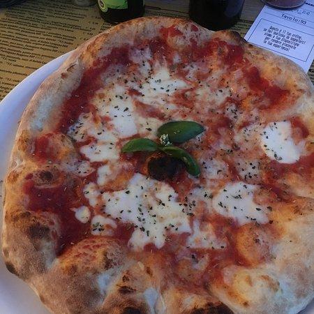 Pizza nel centro commerciale