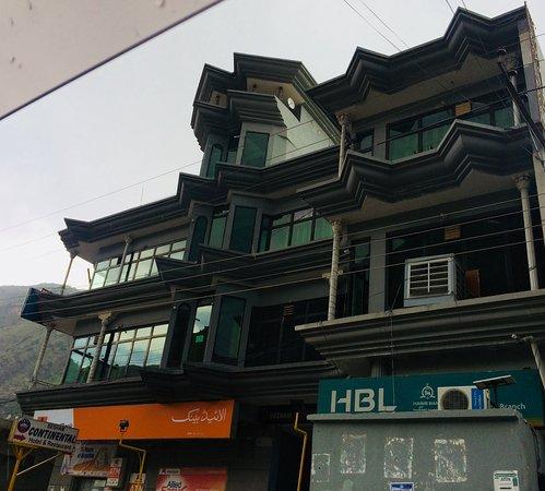 Besham City, Пакистан: Besham continental hotel