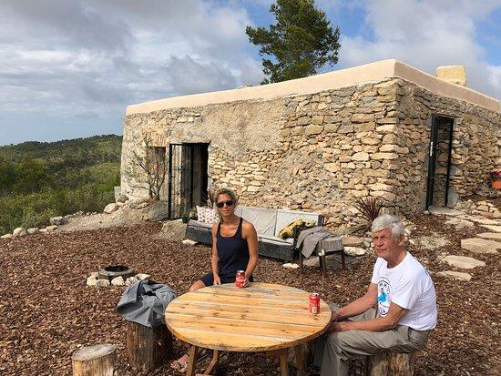 Walking Ibiza: la montana casita