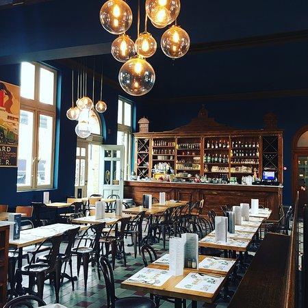 Schaerbeek, Belgien: Restaurant