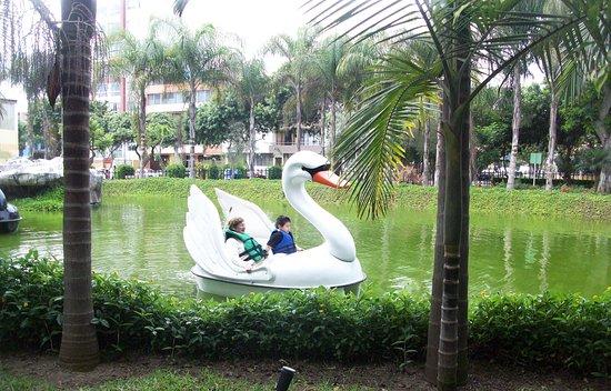 Parque Mariscal Ramon castilla