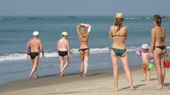 Домашние фото девушек пляж