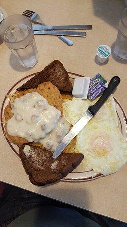 Pine City, Μινεσότα: #11 breakfast