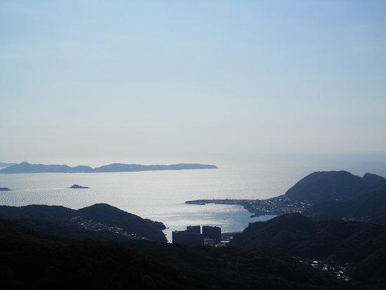 Monte Inasa: views from the top , mt inasa
