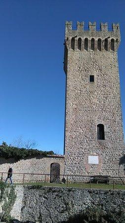 Zocca, Italia: torre di Montese