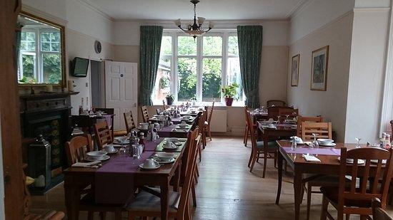 Kennington, UK: Salle à manger