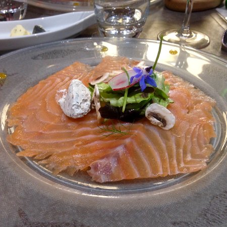 Restaurant La Cote: De bonne facture