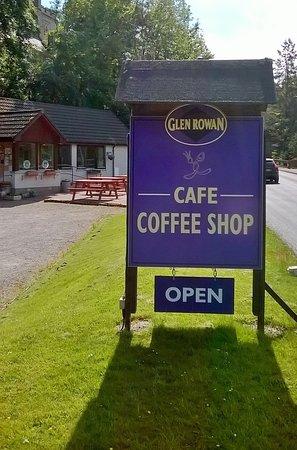 Glen Rowan Cafe: Great cafe