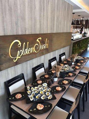 Alverca do Ribatejo, Portugal: GoldenSushi Malvarosa!