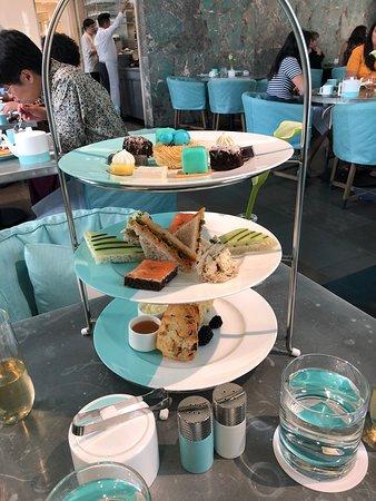 Afternoon Tea at Tiffany's!