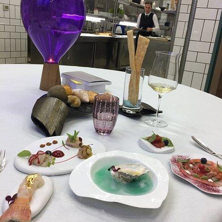 Un'esperienza più che una cena!
