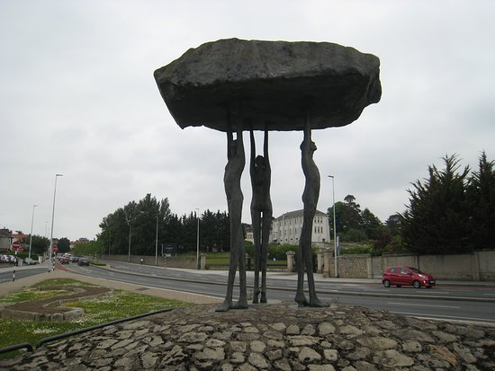 The Blackrock Dolmen Sculpture