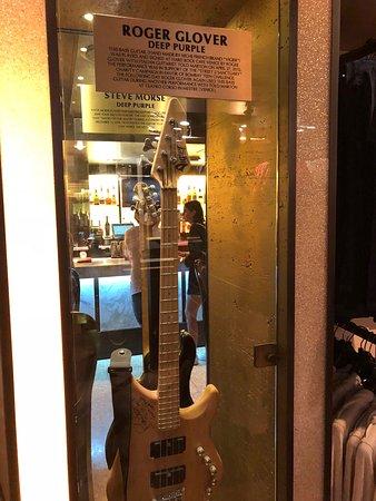 Hard Rock Cafe: vista