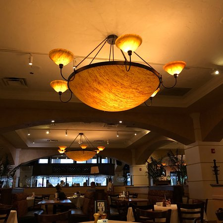 BRIO Tuscan Grille: for dinner