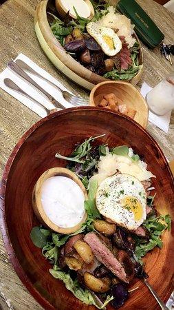 Ribbon Salad Picture Of Greenhouse Kitchen Norfolk Tripadvisor