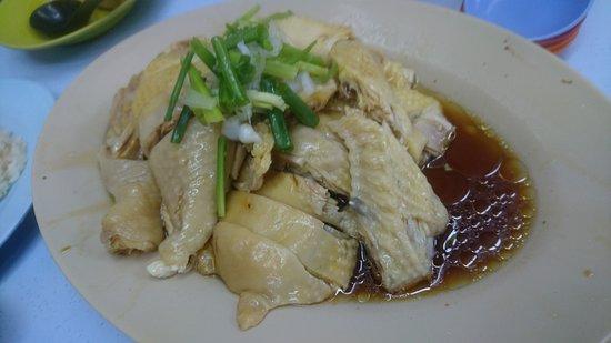 Onn Kee Restaurant (Tauge Ayam Kue Tiau): ไก่