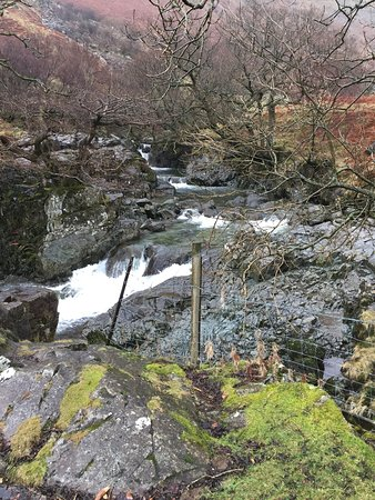 Borrowdale, UK: Walks around the tarn