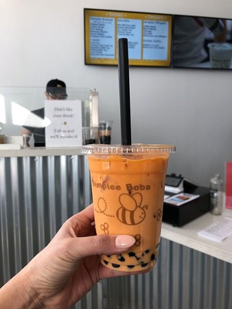 South Pasadena, CA: Boba Milk Tea