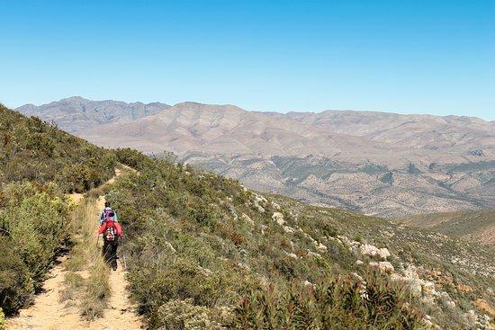 Östra Kapprovinsen, Sydafrika: Crossing the Baviaans Mountains