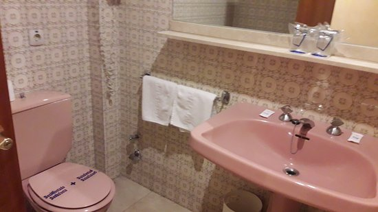 Hotel Faranda Florida Norte: Baño