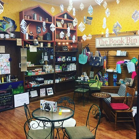 Onley, VA: Our cozy coffee bar