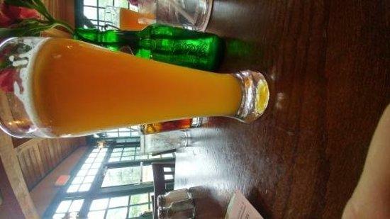Delafield, WI: Honey lager