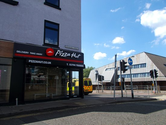 Pizza Hut St Helens 65 Ormskirk St Restaurant Reviews