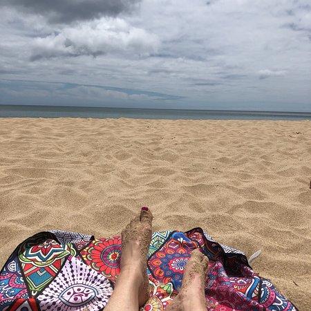Burgau Beach afbeelding
