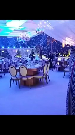 Our Ramadan Tent Experience