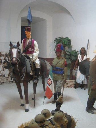 La Cittadella di Alessandria: Museo delle uniformi