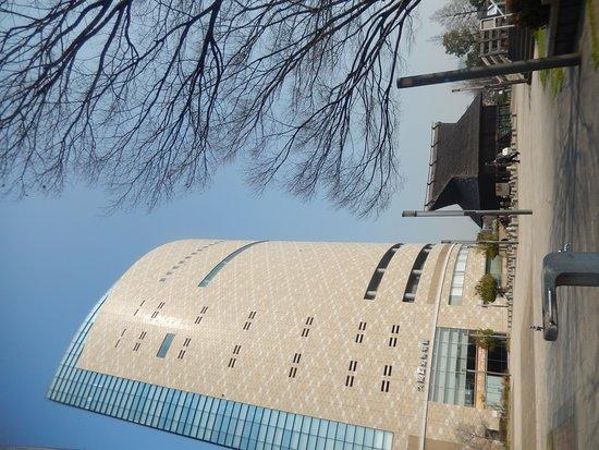 Osaka Museum of History: Concourse