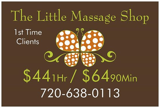 The Little Massage Shop