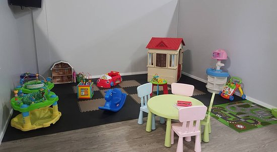 KidZone: Area for younger kids