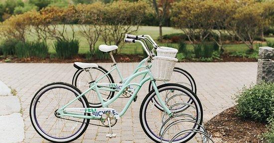 The Chebeague Island Inn Bikes