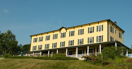 The Chebeague Island Inn Exterior