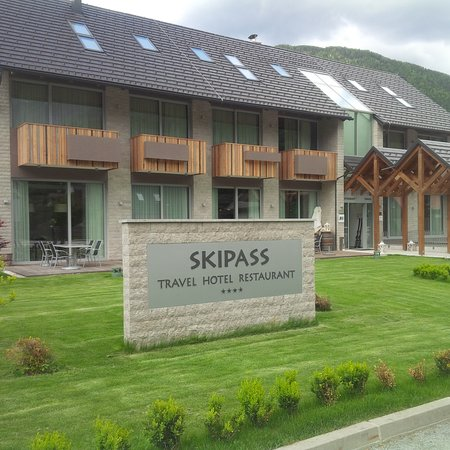 Hotel & Restaurant Skipass: View of Outside