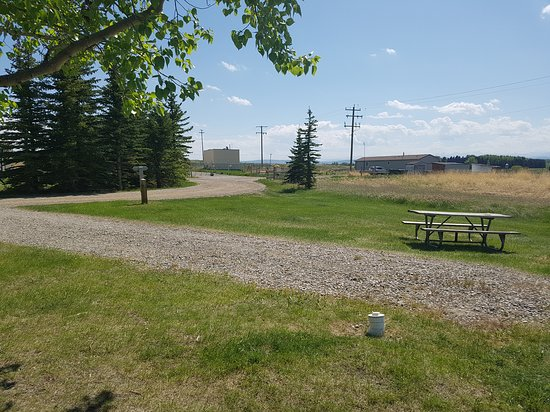 Calaway Park RV Park and Campground : Full service site