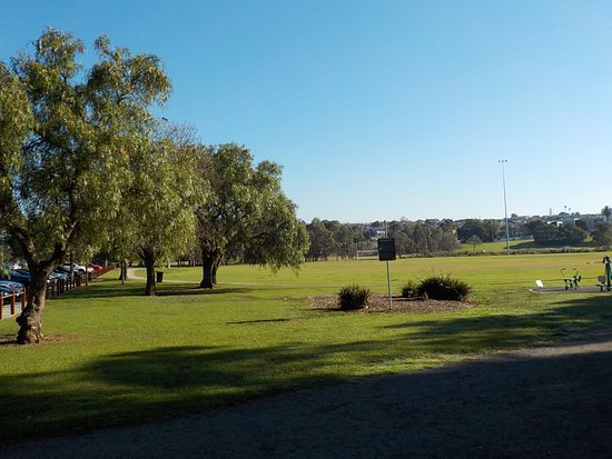 Moonee Ponds, Australia: wide open spaces