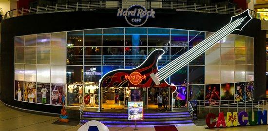 Hard Rock Cafe Cancun Restaurant Reviews Phone Number Photos Tripadvisor