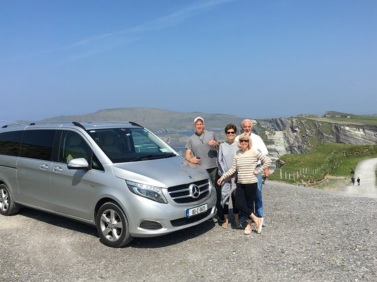 Chauffeur Tours of Ireland: Ring of Kerry
