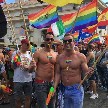 Boomerang Torremolinos : Pride at Boomerang!