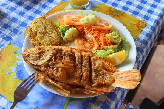 San Rafael, Colombia: Prueba las delicias de nuestra cocina !