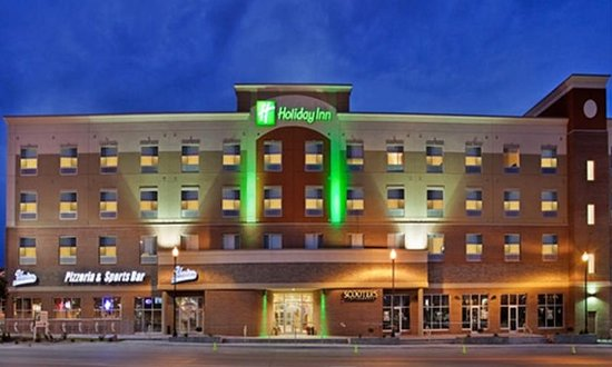 Holiday Inn Omaha Downtown Airport: Exterior