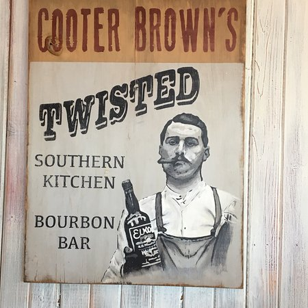 Cooter Brown S Twisted Southern Kitchen